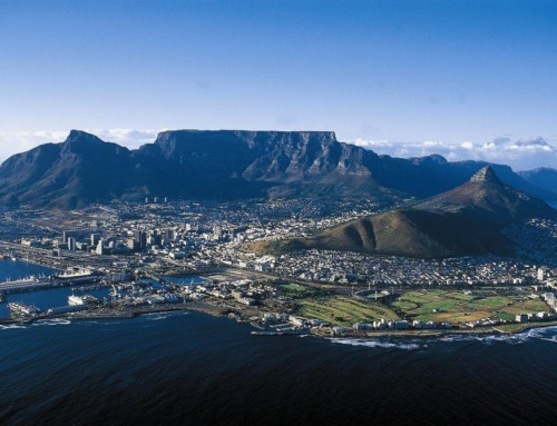 Family City & Table Mountain Tour