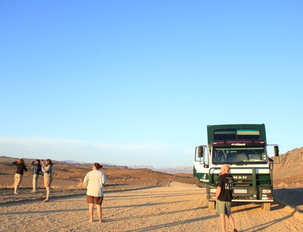 Namibia Camping Tour