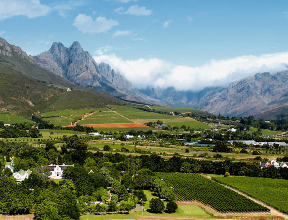 South African Essentials Northbound