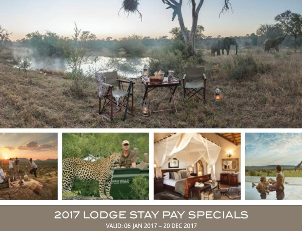 Lodge Stay Pay Specials