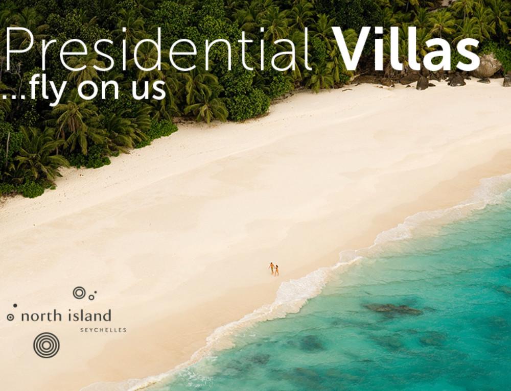 North Island Presidential Villa Special