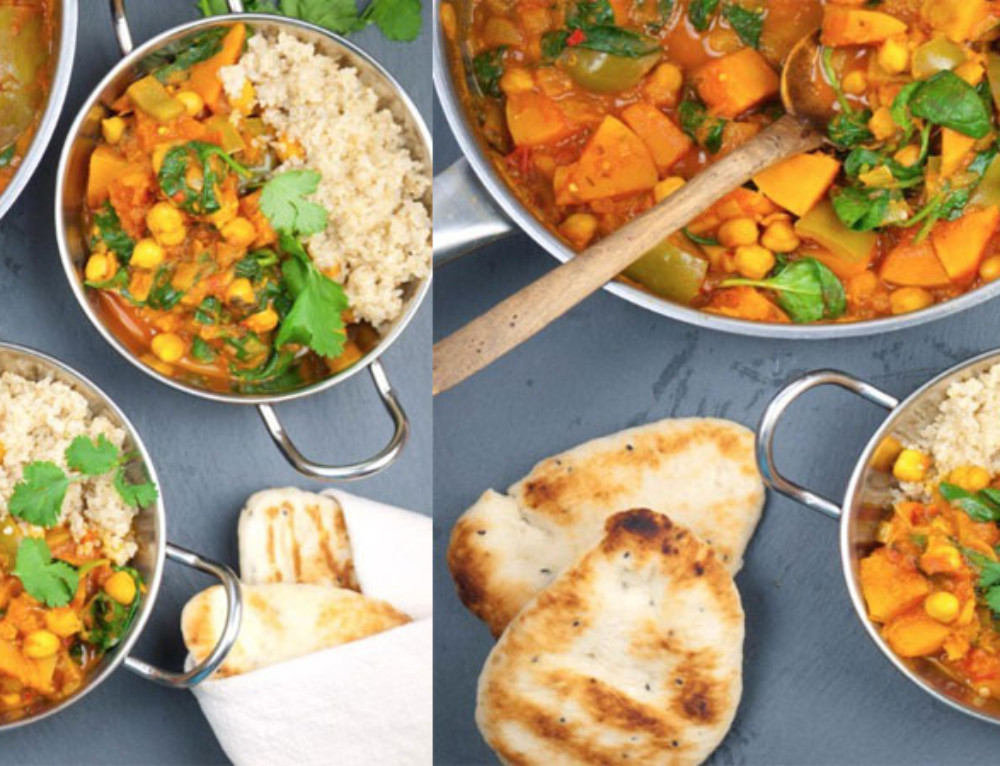Winter Curry Special at Tobago's