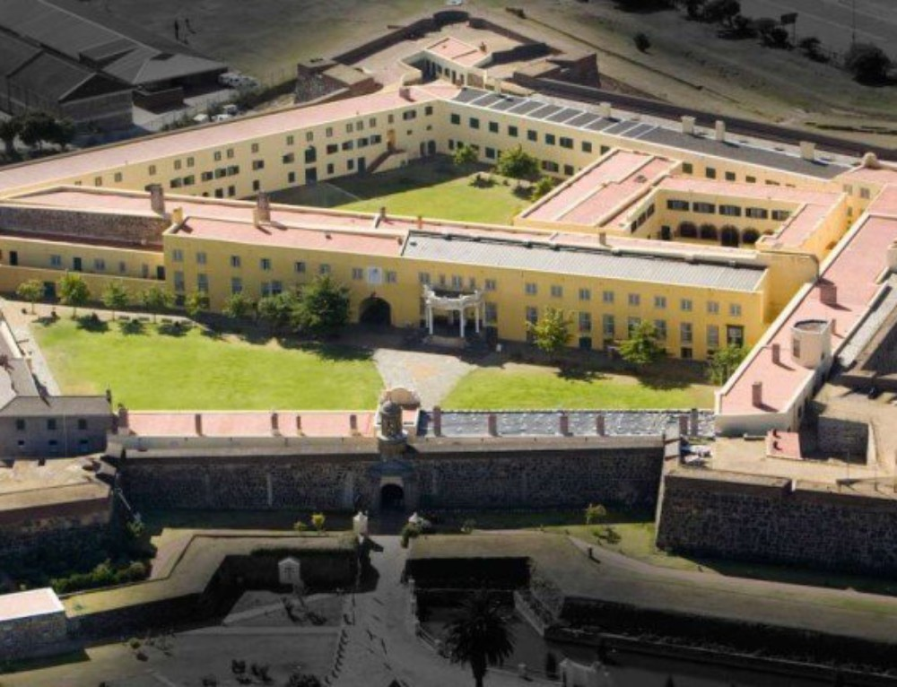 Five facts you didn't know about the Castle of Good Hope
