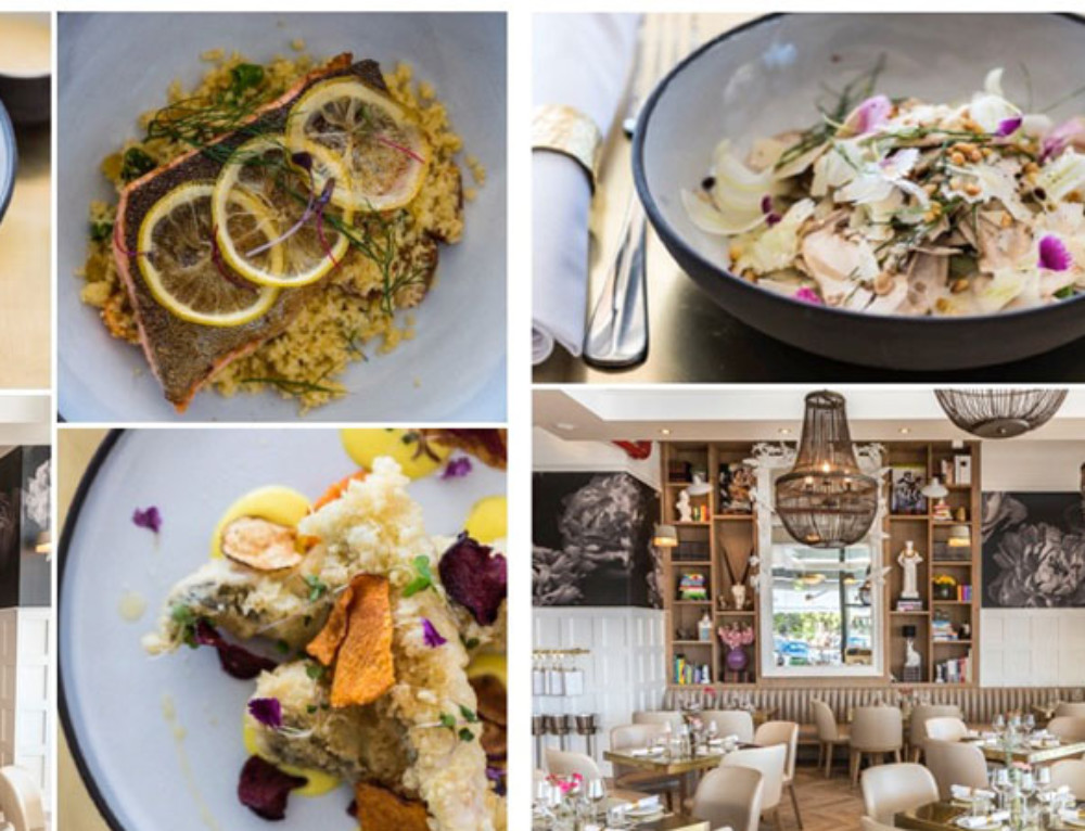 THE LATEST EATERY ON CAPETOWN'S GOLDEN MILE