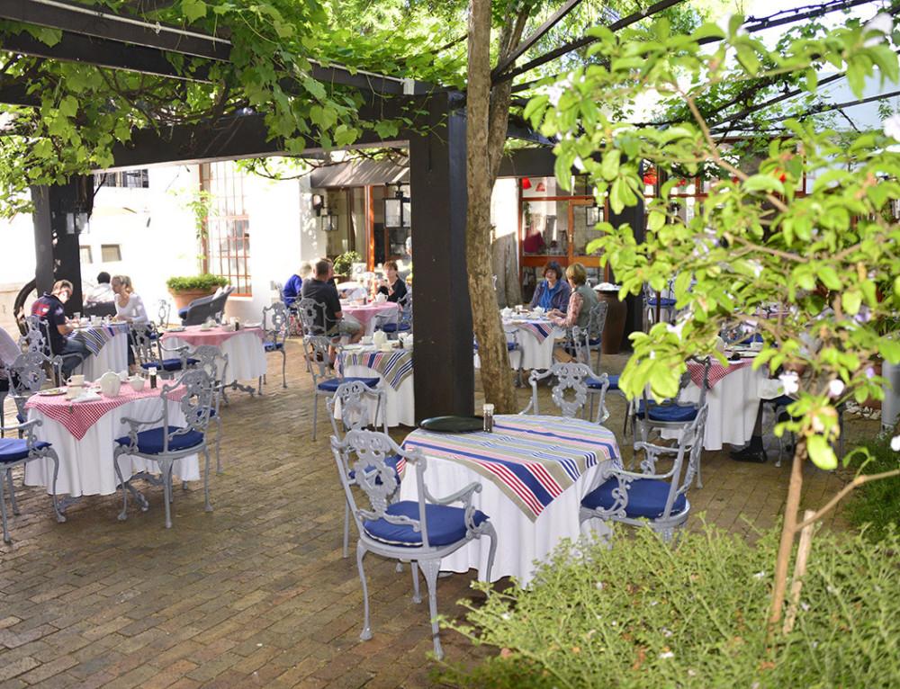 Tea Parties in Stellenbosch