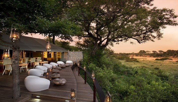 Day Kruger Luxury Canvas