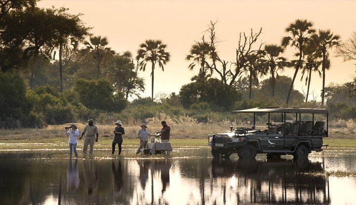 Wings over Botswana (8 Days) | Taga Safaris