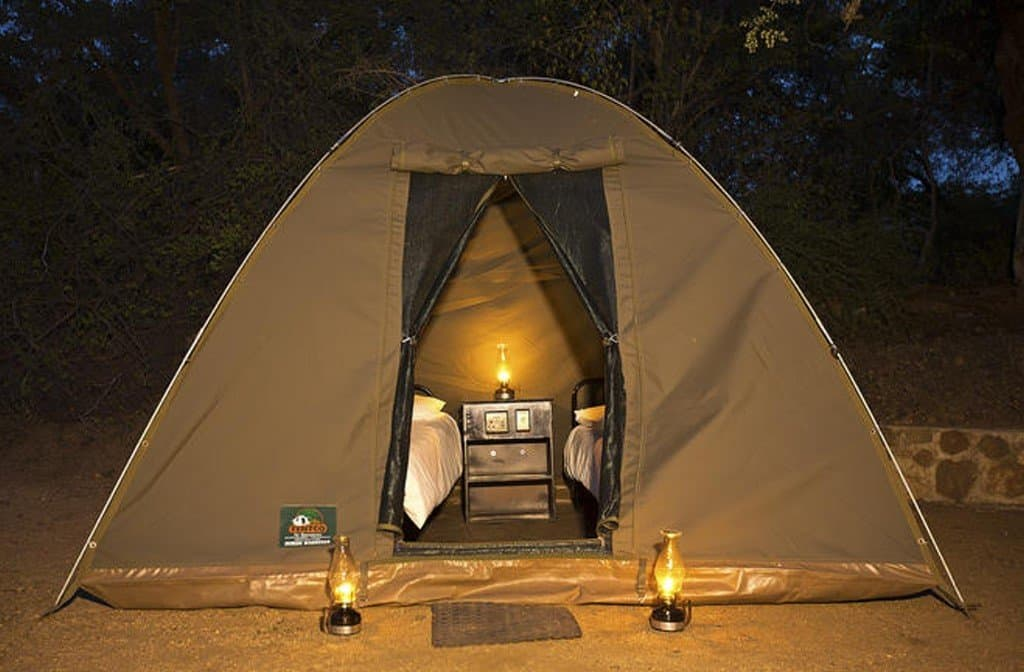 Featured Day Camping Kruger