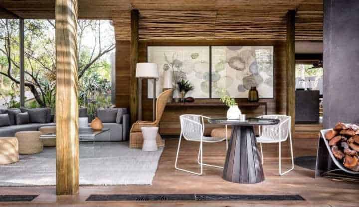 Singita Lebombo Villa Lounge