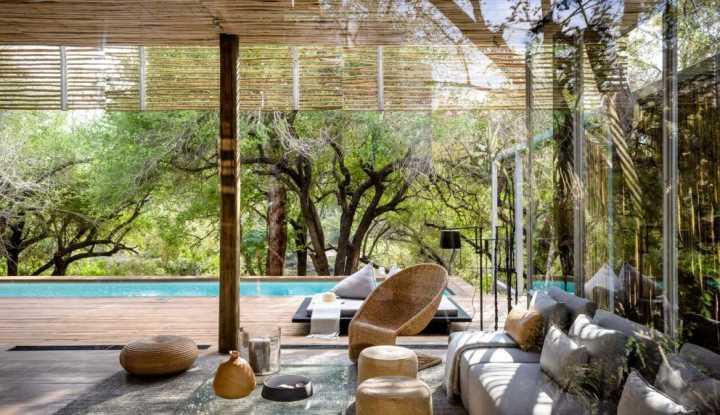 Singita Lebombo Villa Pool