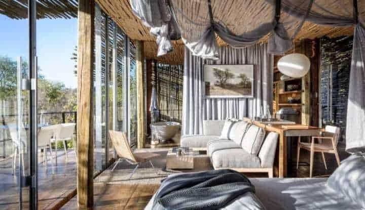 Singita Lebombo Villa Room