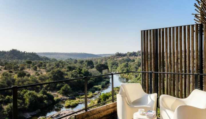 Singita Lebombo Villa View