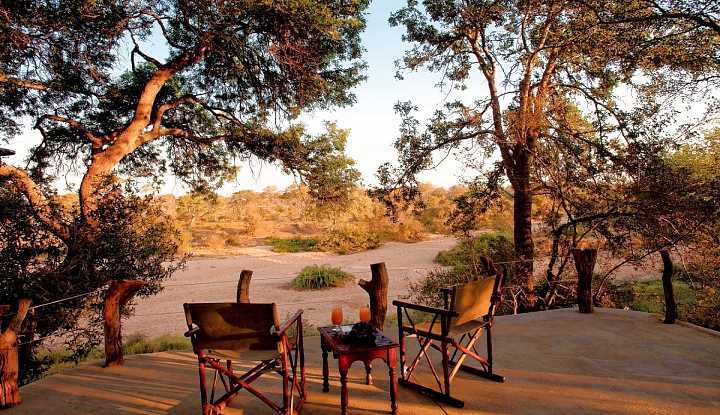 Waterbuck Camp Viewing Deck