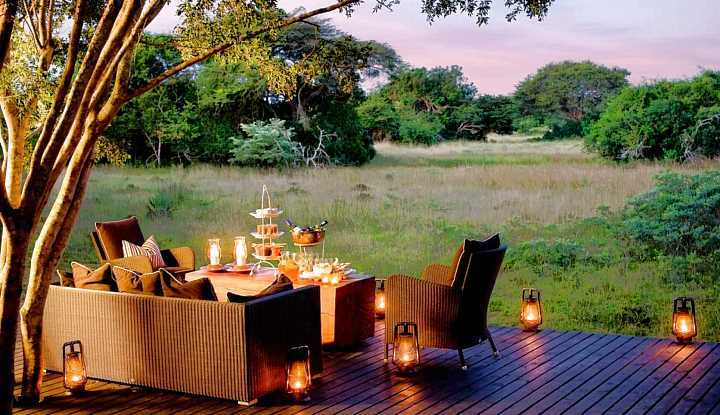 Wild and Luxurious Southern Africa