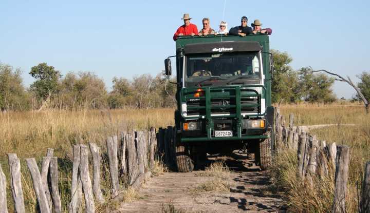 Botswana Camping Tour (16 Days)