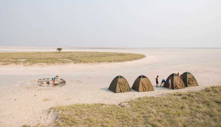 Botswana Camping Tour (16 Days) | Taga Safaris