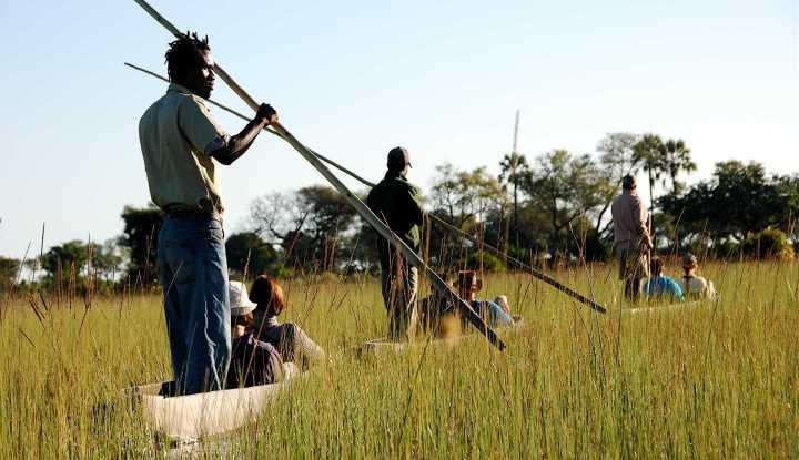 Day Botswana Tour Camping