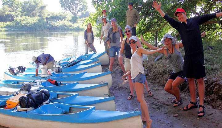 Zimbabwe Tour (16 Days) | Taga Safaris - An African Safari with the Pioneers