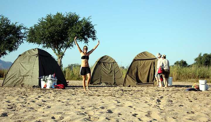 Southern Circle Tour (24 Days) | Taga Safaris