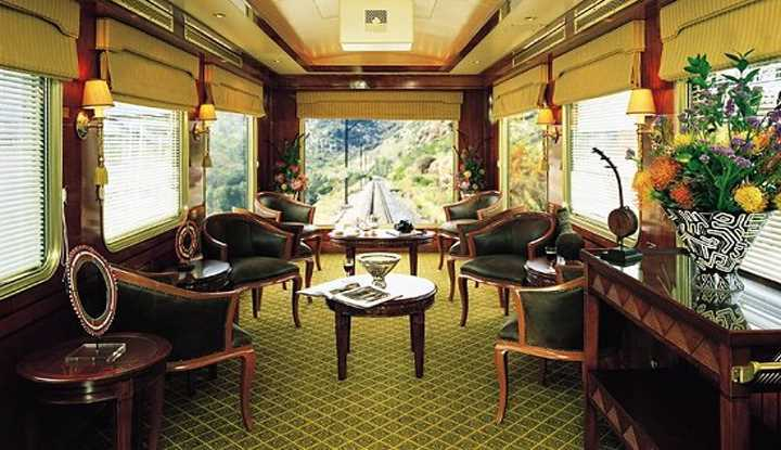 The Blue Train | African Safaris with Taga