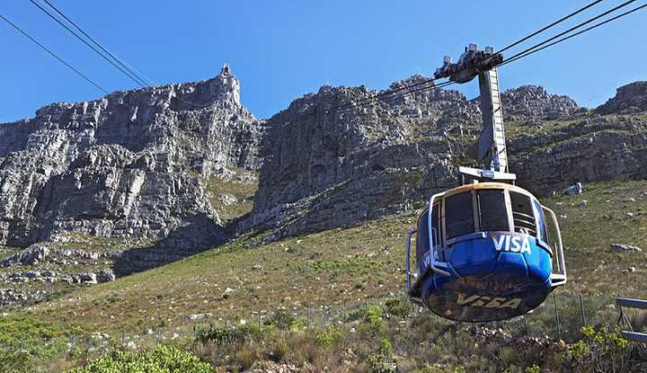 Cape Town City and Table Mountain Tour (HD) | African Safaris with Taga