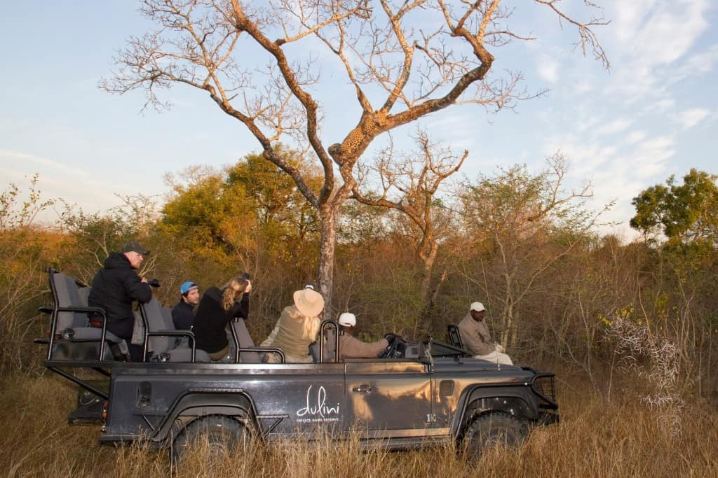 Dulini Game Reserve | African Safari with Taga