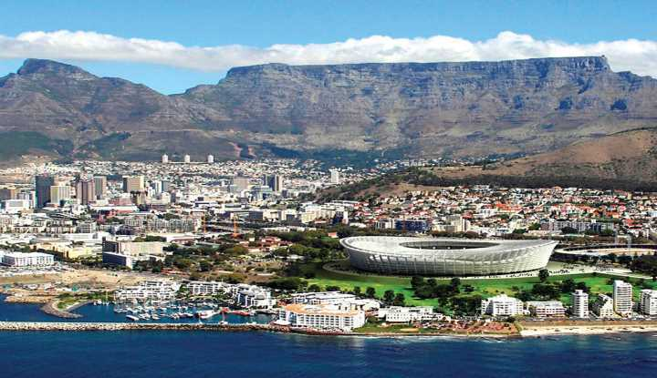 Family City & Table Mountain (FD)