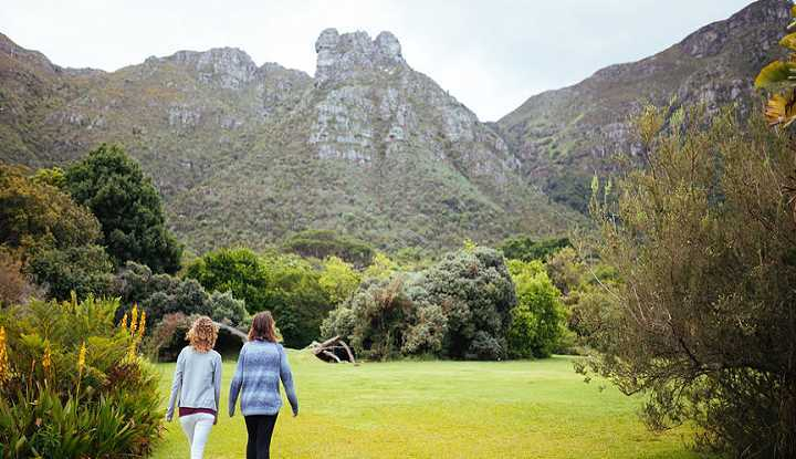 Family Cape Town City Tour & Table Mountain (FD) | African Safaris with Taga
