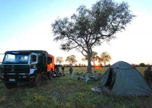 Botswana Camping Tour (16 Days) | African Safaris with Taga