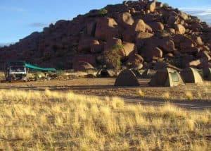 Namibia Camping Tour (17 Days)