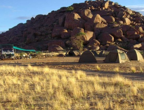Namibia Camping Tour (17 Days)