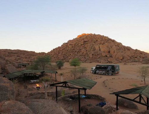 Cape Town to Joburg Camping Tours (24 Days)