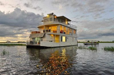 Chobe Princess Houseboat | Taga Safaris