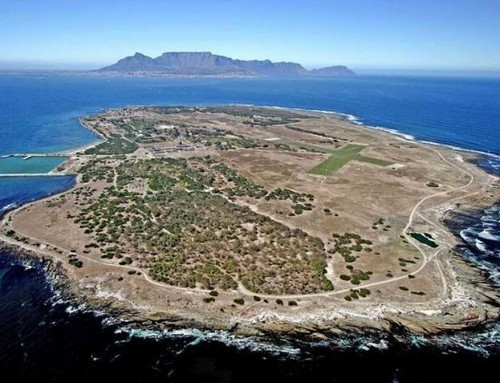 City, Table Mountain & Robben Island (FD)
