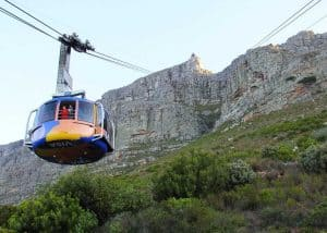 Family City & Table Mountain (FD) | African Safaris with Taga