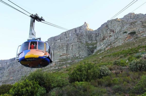 Featured Family City Table Mountain