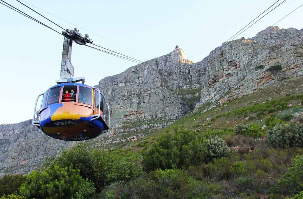 Cape Town City, Table Mountain & Sunset Cruise Tour (HD) | African Safaris with Taga