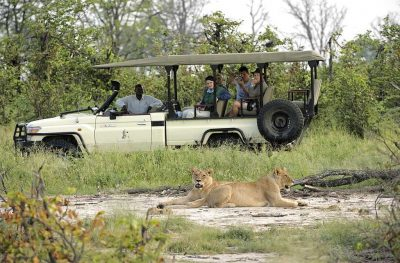 Botswana Southern Sanctuaries | African Safari with Taga