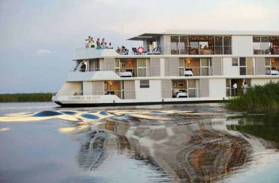 Zambezi Queen Houseboat | Taga Safaris