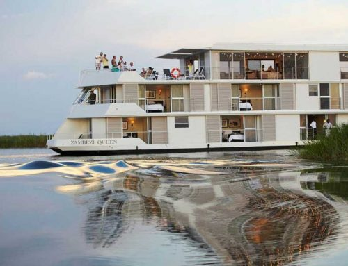 Zambezi Queen Houseboat