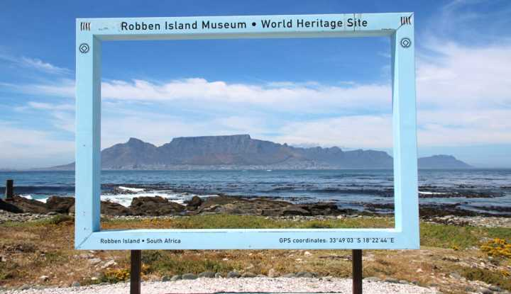 Robben Island New Hope Township