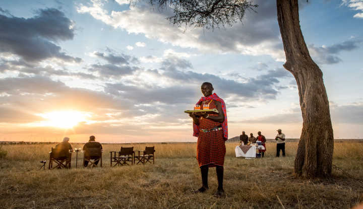 Short and Sweet Masai Mara | African Safaris with Taga