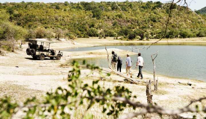 Tanzania Beach and Safari Holiday | Taga Safaris - An African Safari with the Pioneers