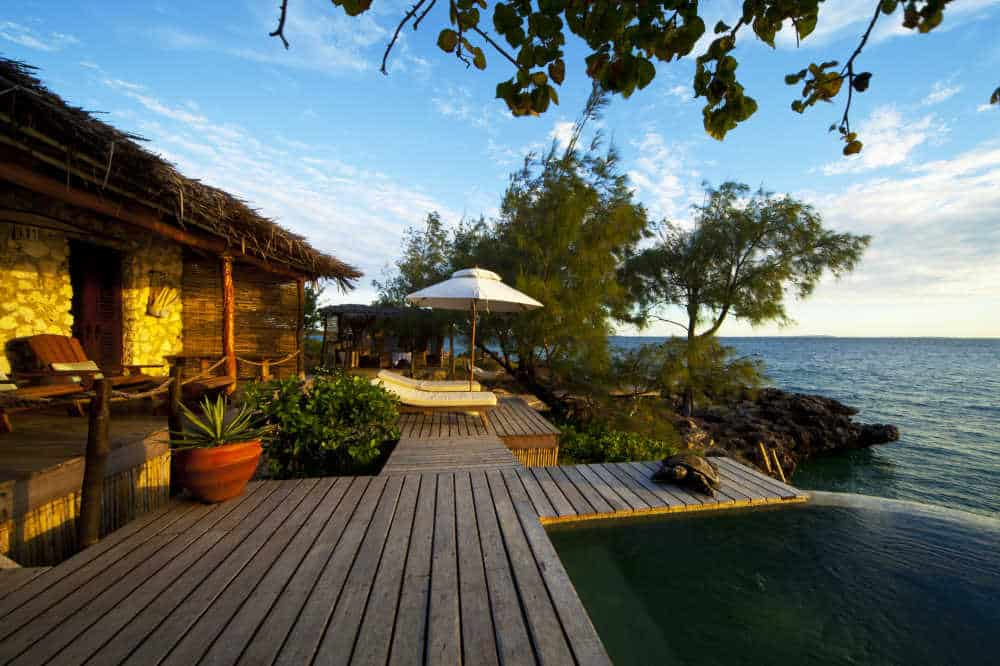 Azura Quilalea Private Island | African Safaris with Taga