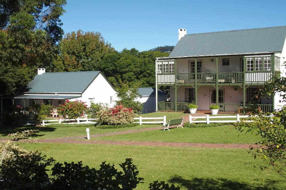 The Belvidere Manor Hotel | Taga Safaris