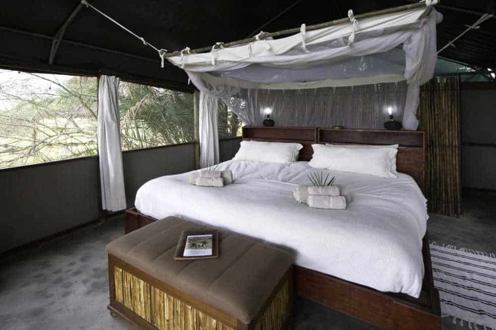 Busanga Bush Camp