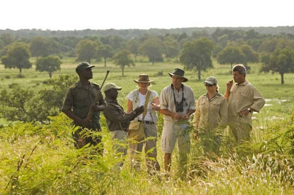 Chichele Presidential Lodge | African Safaris with Taga