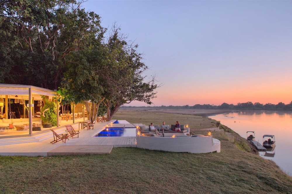 Chinzombo Safari Camp