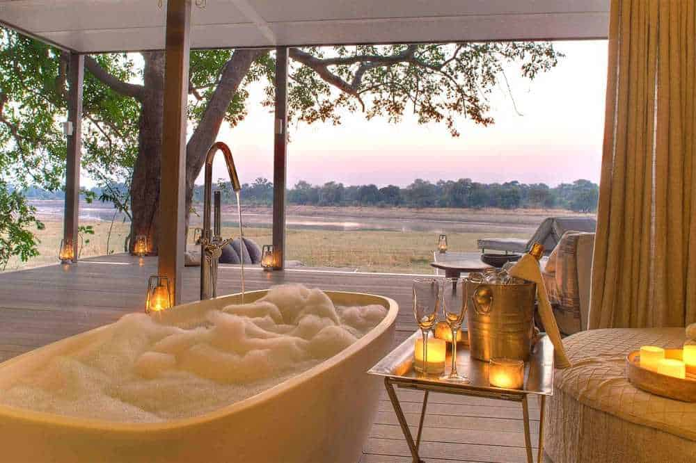 Chinzombo Safari Camp | African Safaris with Taga