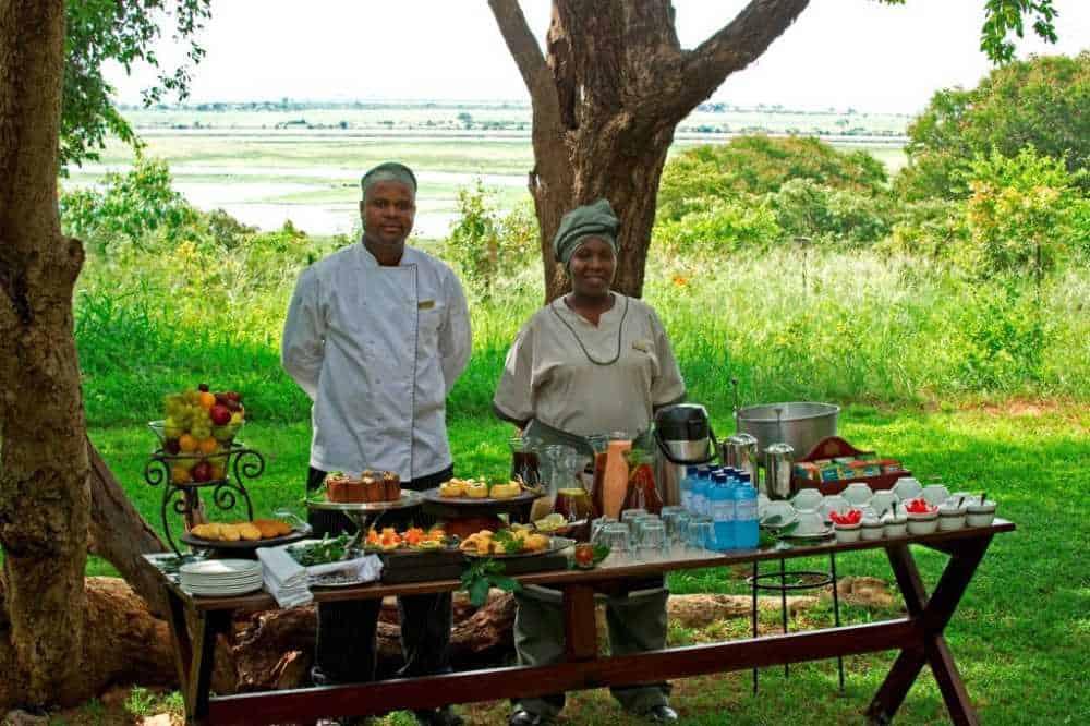 Chobe Chilwero Safari Lodge | African Safaris with Taga